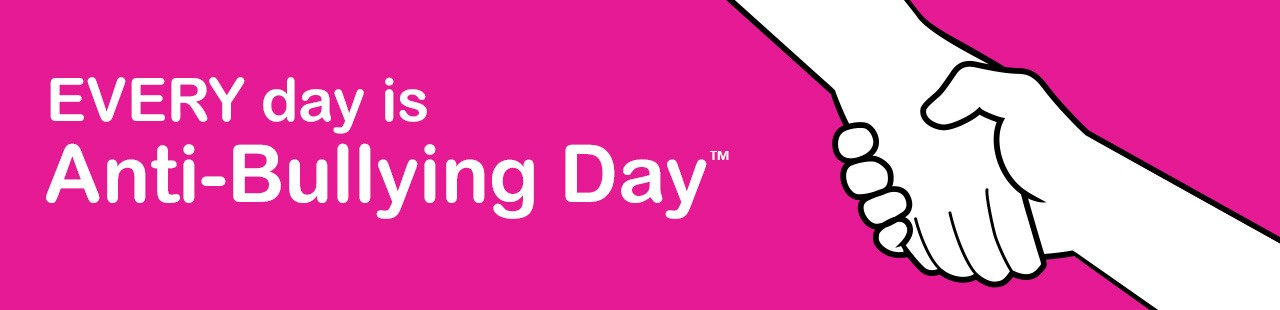 Anti-Bullying Flag – EVERY day is Anti-Bullying Day