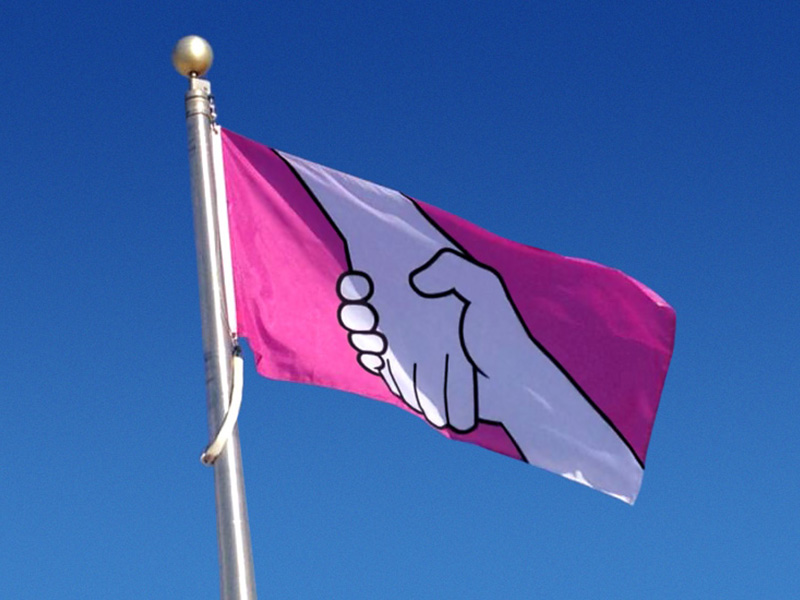 Anti-Bullying Flags
