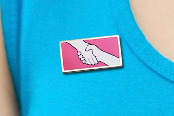 Anti-Bullying Lapel Pins